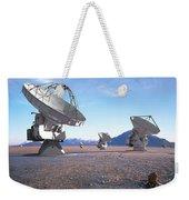 Alma Vision Weekender Tote Bag