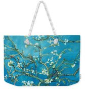 Almond Blossom Branches Print Weekender Tote Bag