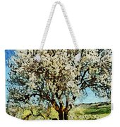 Almond Tree Weekender Tote Bag
