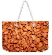 Almonds Weekender Tote Bag