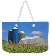 Almost Harvest Time Weekender Tote Bag