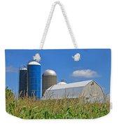Almost Harvest Time Weekender Tote Bag