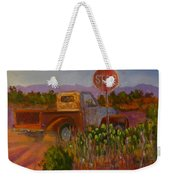 Almost Home - Art By Bill Tomsa Weekender Tote Bag