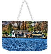 Almost Home Weekender Tote Bag