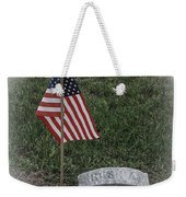 Almost Lost But Not Forgotten Weekender Tote Bag
