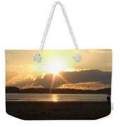 Almost Sundown Weekender Tote Bag