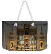 Almudena Cathedral Altar Weekender Tote Bag