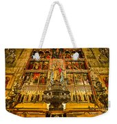 Almudena Cathedral Weekender Tote Bag