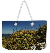 Aloe Is Anyone There Weekender Tote Bag