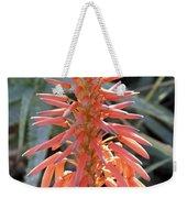 Aloe Vera Flower Weekender Tote Bag