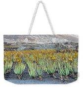 Aloevera Plantation Lanzarote Weekender Tote Bag
