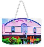 Aloha Theatre Kona Weekender Tote Bag