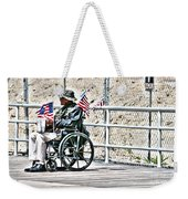 Alone And Forgotten Weekender Tote Bag