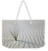 Alone In A Sea Of White Weekender Tote Bag