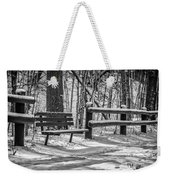 Alone In Your Thoughts Weekender Tote Bag