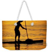 Alone With The Sun Weekender Tote Bag