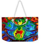 Along Came A Spider Weekender Tote Bag by Omaste Witkowski