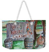 Along The Bourbon Trail Weekender Tote Bag