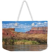 Along The Colorado River Weekender Tote Bag