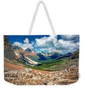 Along The Great Divide Weekender Tote Bag