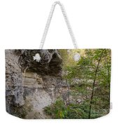 Along The Grotto Weekender Tote Bag