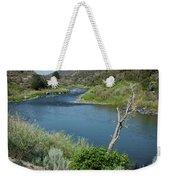 Along The Rio Grande River Weekender Tote Bag