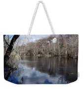 Silver River - Reflections Weekender Tote Bag