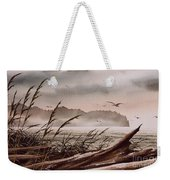 Along The Wild Shore Weekender Tote Bag