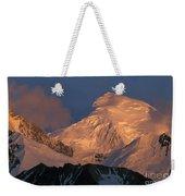 Alpen Glow Weekender Tote Bag