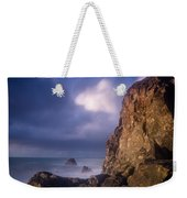 Alpenglow On Wedding Rock Weekender Tote Bag