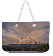 Alpenglow Weekender Tote Bag