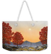 Alpine Meadow II Weekender Tote Bag