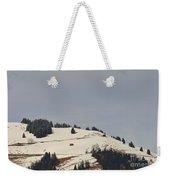 Alpine Pasture Weekender Tote Bag