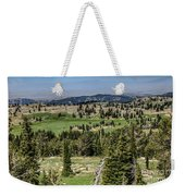 Alpine View Weekender Tote Bag