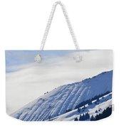Alps Profile Weekender Tote Bag
