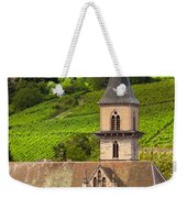 Alsace Church Weekender Tote Bag by Brian Jannsen