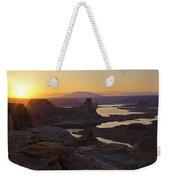 Alstrom Point Sunrise  Weekender Tote Bag