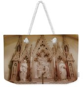 Altar Weekender Tote Bag