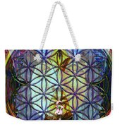 Life Dna Weekender Tote Bag by Joseph Mosley