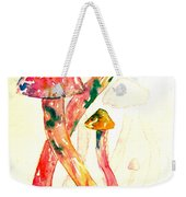 Altered Visions IIi Weekender Tote Bag
