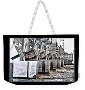 Alton Hydro Plant Weekender Tote Bag