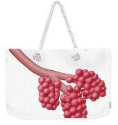 Alveoli Weekender Tote Bag