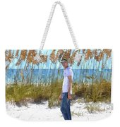 Cool On Anna Maria Island Weekender Tote Bag