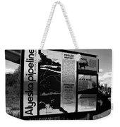 Alyeska Pipeline Weekender Tote Bag