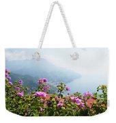 Amalfi Coast View From Ravello Italy  Weekender Tote Bag