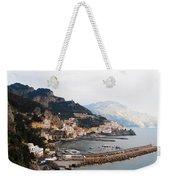 Amalfi Italy Weekender Tote Bag