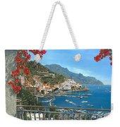 Amalfi Vista Weekender Tote Bag