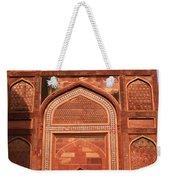 Amar Singh Gate Red Fort Agra  Weekender Tote Bag