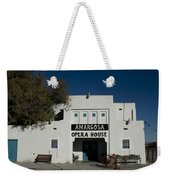 Amargosa Opera House Death Valley Img 0021 Weekender Tote Bag