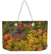Amazing Cloudland In The Fall Weekender Tote Bag